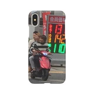 原付3ケ スマホケース Smartphone cases