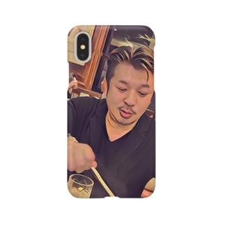 まっちゃん Smartphone cases