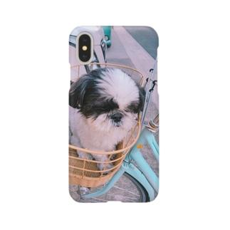 ワンチャングッズ Smartphone cases