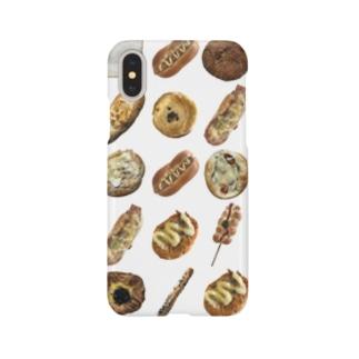 パン∞ Smartphone cases
