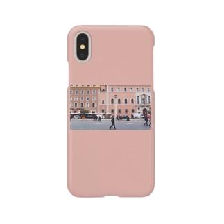 SANDY PINK VATICAN - iphone Smartphone cases