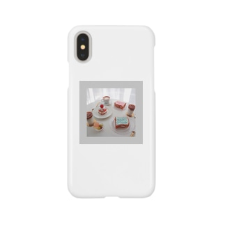 """""""Coffee time with me"""" - goods Smartphone cases"""