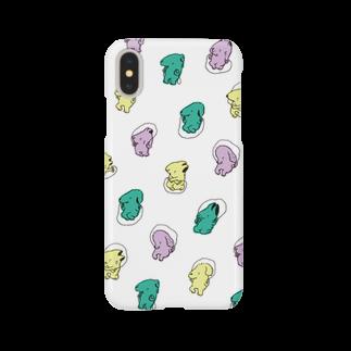 sakimuramotoのなわとび Smartphone cases