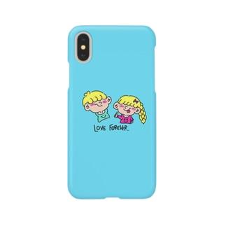 ぴらこちゃん Smartphone cases