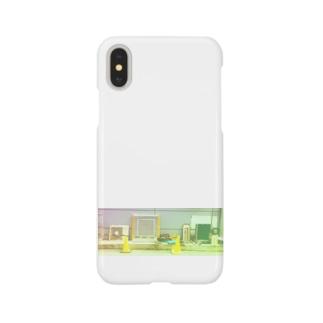 室外機◆TYPE01 Smartphone cases