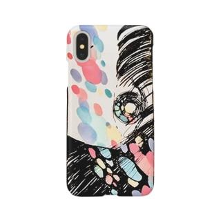 春のひかり Smartphone cases