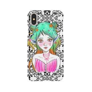 星座シリーズ★うお座 Smartphone cases