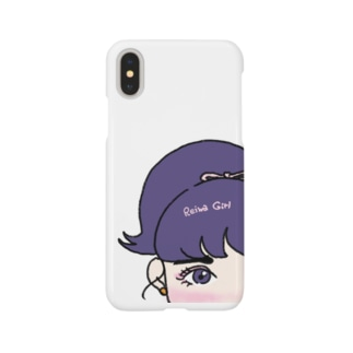 REIWA GIRL Smartphone cases