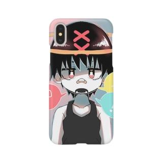 天使の羽くん Smartphone cases