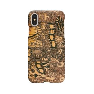 サーカスiphoneケース Smartphone cases
