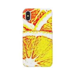 オレンジの秘密 Smartphone cases
