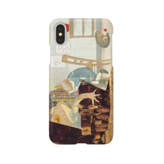 Toxic Spark from A Sexal Donor+ヨコ Smartphone cases