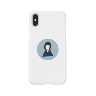 エジプトガール Smartphone cases