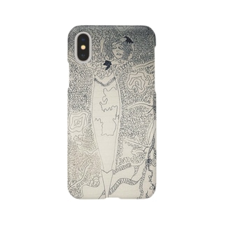 マノン・レスコーiphoneケース Smartphone cases
