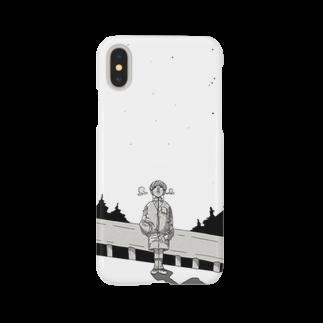 ambo_atsushiのオリオン座の見える夜 Smartphone cases