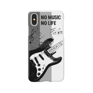 NO MUSIC NO LIFE Smartphone cases