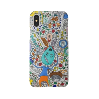 念力iphoneケース Smartphone cases