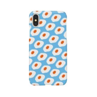 めだまやき大量発生 Smartphone cases