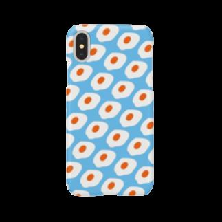 wasabishiiiiのめだまやき大量発生 Smartphone cases