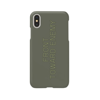 front toward enemy Smartphone cases