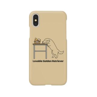 ラバブルゴル(イエロー) Smartphone cases
