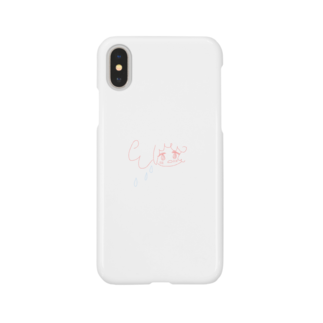 ameta🍭11/10ミニ原画展のもじゃこのあめ Smartphone cases