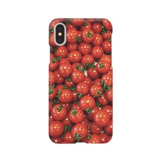 トマトん2 Smartphone cases