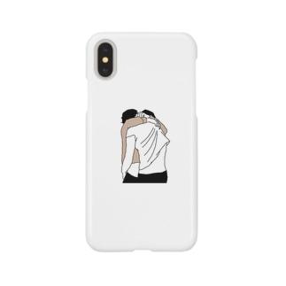 BOYとGIRL Smartphone cases