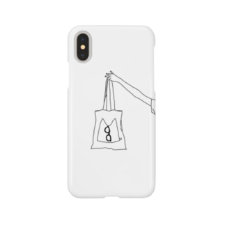 バッグとサングラス Smartphone cases