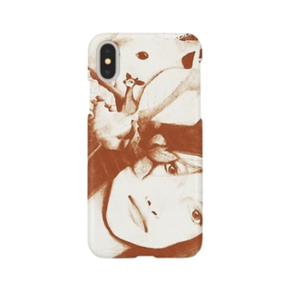 抽象的なる全能感 Smartphone cases