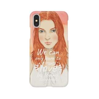 赤毛のアン・シャーリー Smartphone cases