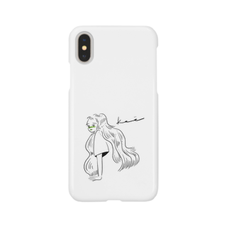 kameのとてもいいこ Smartphone cases