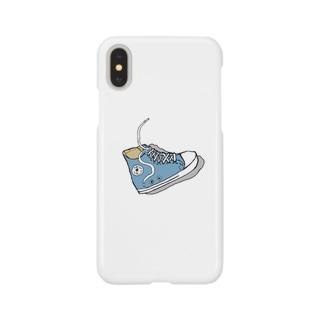 1/2スニーカー Smartphone cases