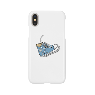 DEMMYの1/2スニーカー Smartphone cases