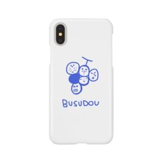 ぶすどう Smartphone cases