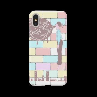 ほたかのBoomerang Smartphone cases