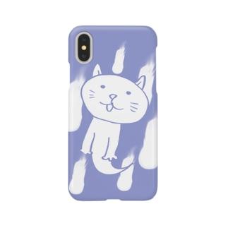 ねこ幽霊 Smartphone cases