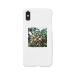 Forget me not Smartphone cases