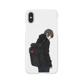 ペキ男 Smartphone cases