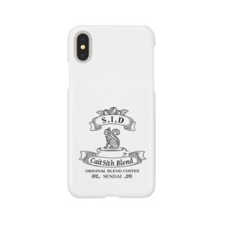 『Cait sith Coffee』iPhoneカバー Smartphone cases