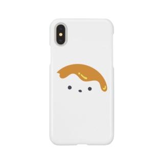 みたらしねこ Smartphone cases