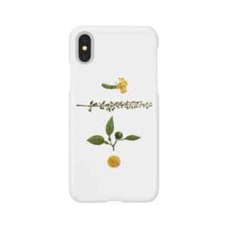 さしみの飾り Smartphone cases