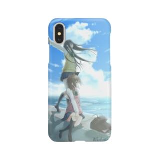 蒼の景色 Smartphone cases