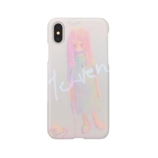 イラスト Smartphone cases