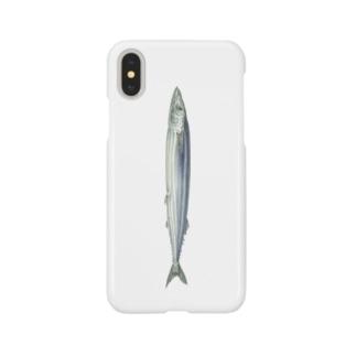さんま Smartphone cases