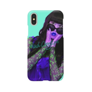 MADCHERRYPIE/CRAZY GIRL Smartphone cases