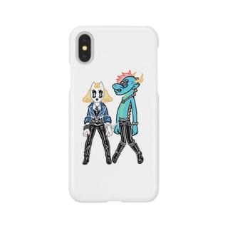 Sid and Nancy Alien  Smartphone cases