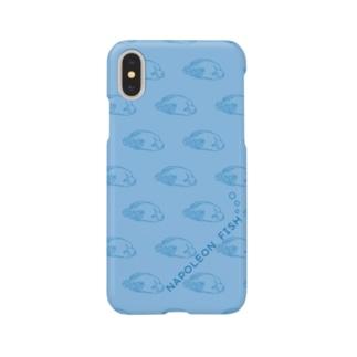 ナポレオンフィッシュくん2 Smartphone cases