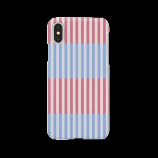Matsuyaのバイカラーのキュートなスマホケース Smartphone cases