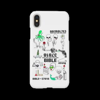 BIBLE(バイブル)のバイブルズ Smartphone cases